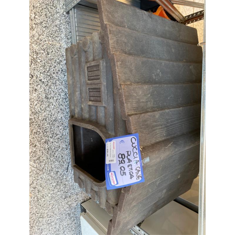 CUCCIA CANE PLASTICA    Mercatino dell'Usato Osasco 3