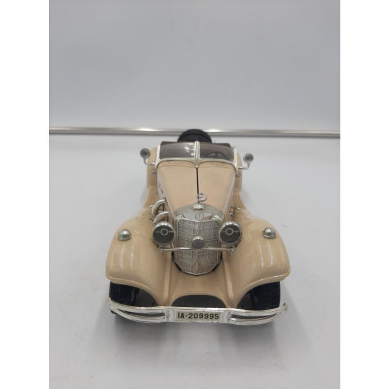 MODELLINO AUTO BURAGO MERCEDESBENZ 500 K ROADSTER 1936 | Mercatino dell'Usato Osasco 1