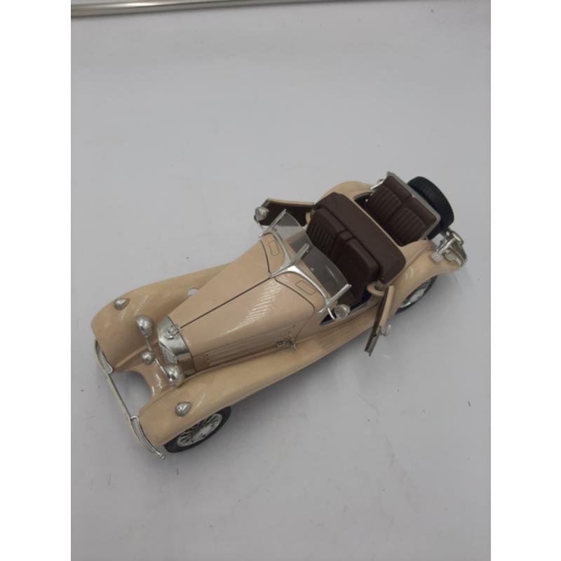 MODELLINO AUTO BURAGO MERCEDESBENZ 500 K ROADSTER 1936 | Mercatino dell'Usato Osasco 3