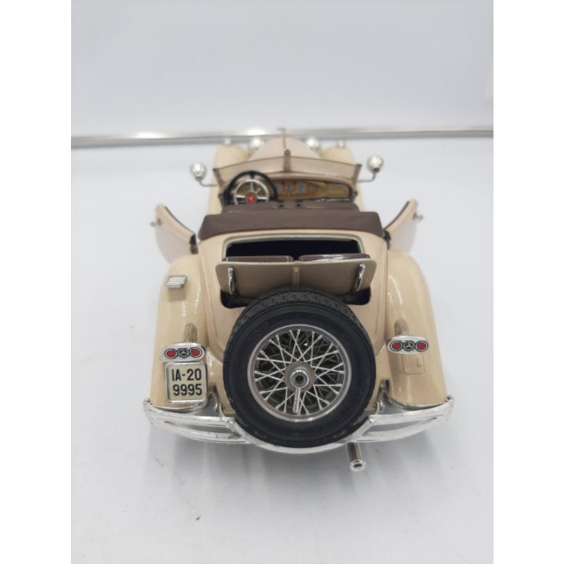 MODELLINO AUTO BURAGO MERCEDESBENZ 500 K ROADSTER 1936 | Mercatino dell'Usato Osasco 4