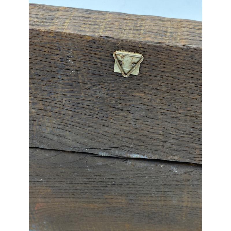 RIPRODUZIONE OLIGRAFIA SU LEGNO STILE CHERUBINI DEL 900 | Mercatino dell'Usato Osasco 4