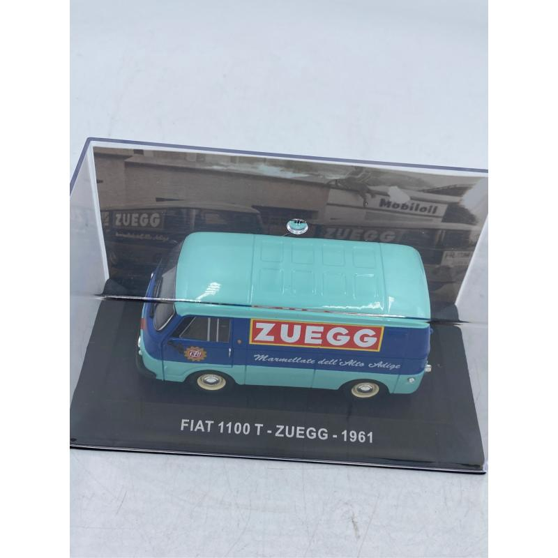 MODELLINO ZUEGG FIAT 1100 | Mercatino dell'Usato Osasco 3