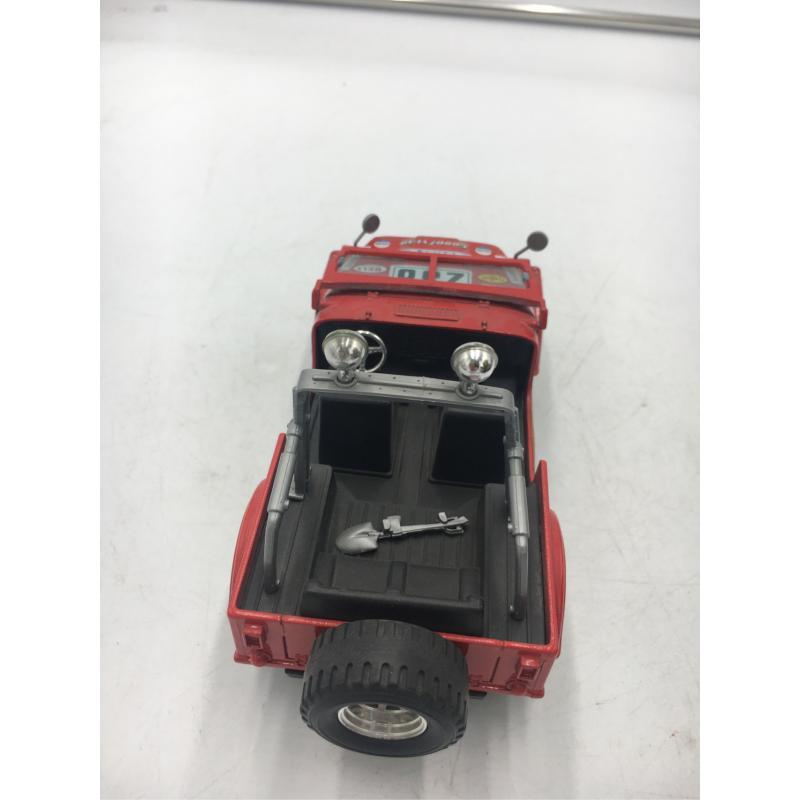 MODELLINO AUTO BURAGO JEEP CJ-7    Mercatino dell'Usato Osasco 3
