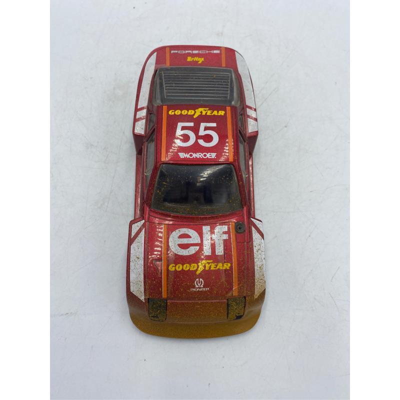 MODELLINO AUTO GOOD YEAR ELF PORCHE 924 TURBO  | Mercatino dell'Usato Osasco 1