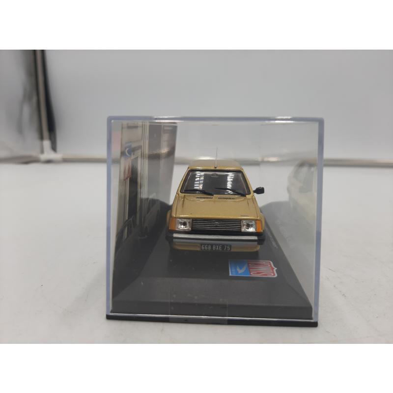 MODELLINO AUTO SIMCA HORIZON 1978  | Mercatino dell'Usato Osasco 2