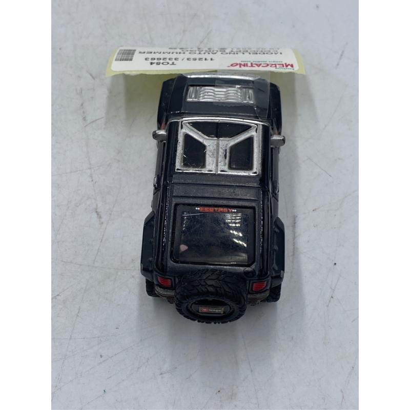 MODELLINO AUTO HUMMER CONCEPT BURAGO 1/43 | Mercatino dell'Usato Osasco 2
