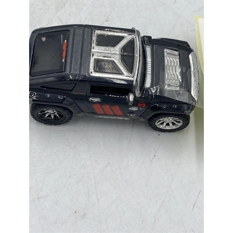 MODELLINO AUTO HUMMER CONCEPT BURAGO 1/43 | Mercatino dell'Usato Osasco 3