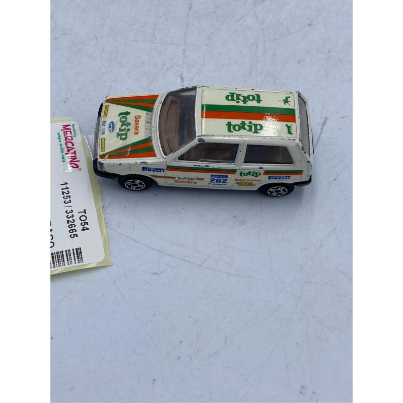 MODELLINO AUTO BURAGO FIAT UNO 1/43 | Mercatino dell'Usato Osasco 1