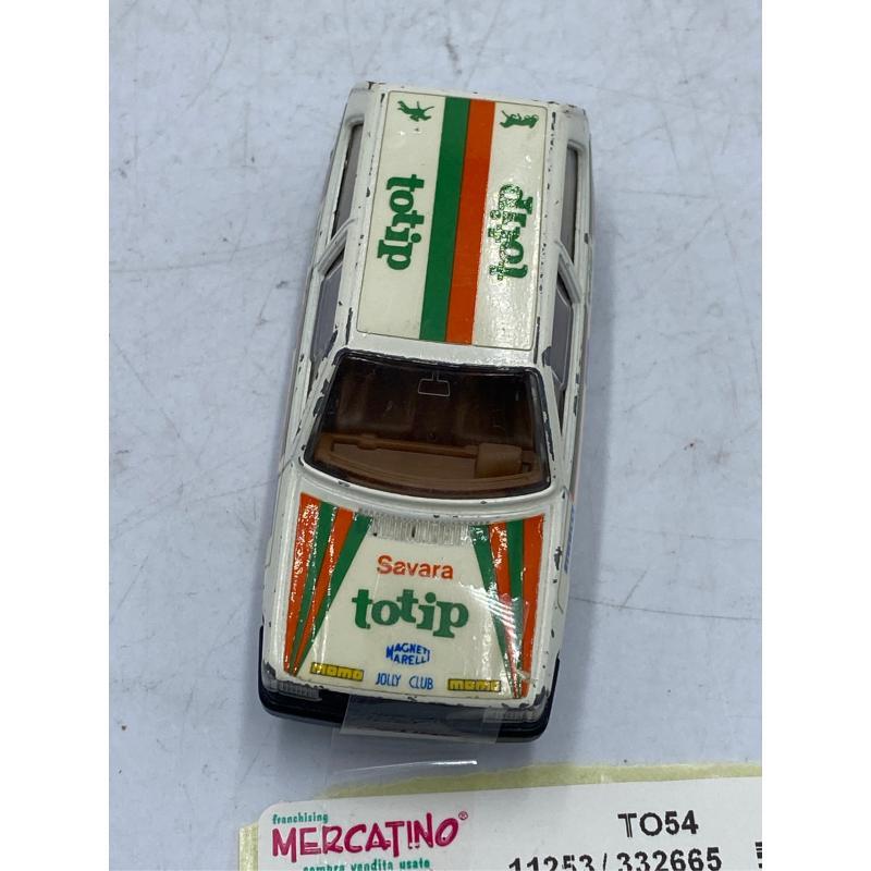 MODELLINO AUTO BURAGO FIAT UNO 1/43 | Mercatino dell'Usato Osasco 2