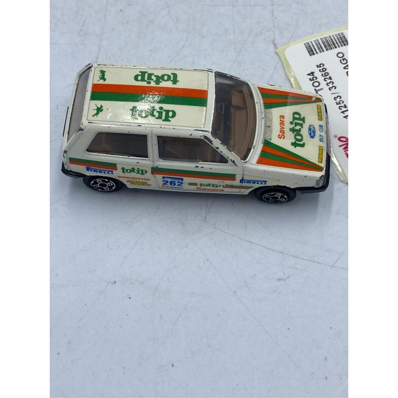 MODELLINO AUTO BURAGO FIAT UNO 1/43 | Mercatino dell'Usato Osasco 3