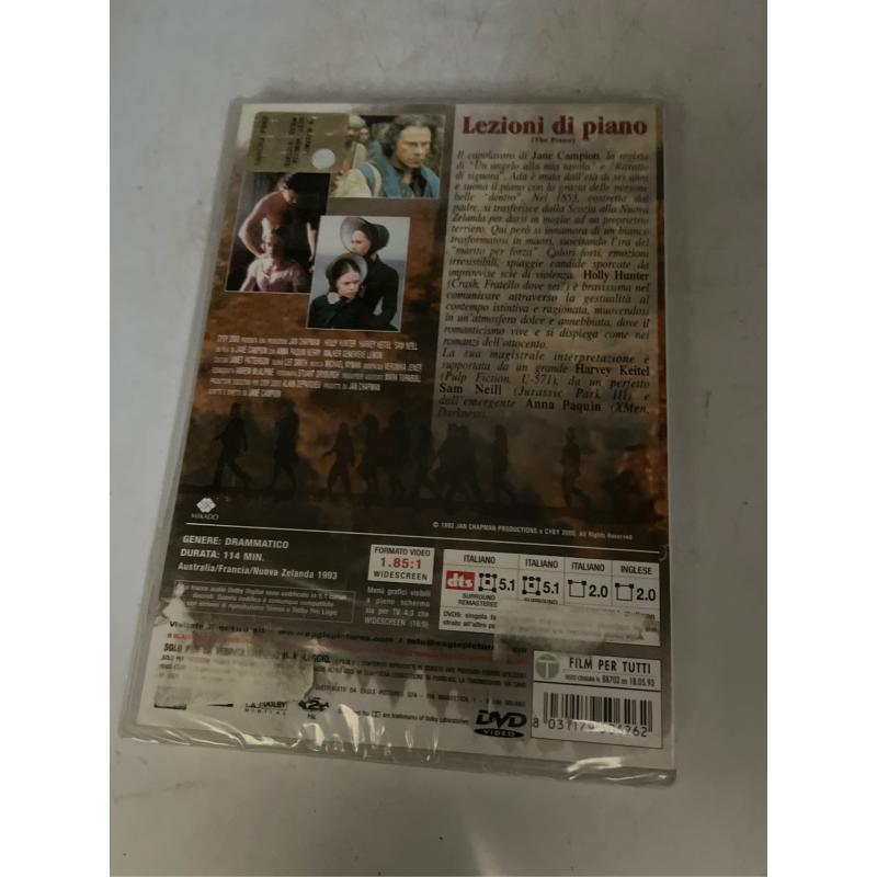 DVD LEZIONI DI PIANO | Mercatino dell'Usato Osasco 2