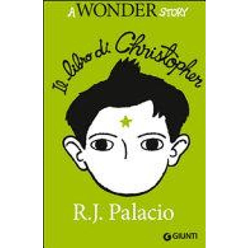 IL LIBRO DI CHRISTOPHER. A WONDER STORY | Mercatino dell'Usato Osasco 1
