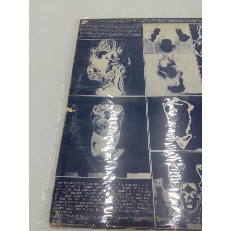 LP ROLLING STONES EMOTIONAL RESCUE NO POSTER | Mercatino dell'Usato Osasco 3