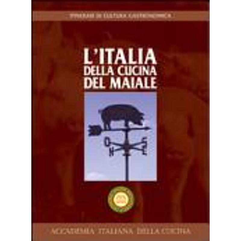 L'ITALIA DELLA CUCINA DEL MAIALE   Mercatino dell'Usato Osasco 1
