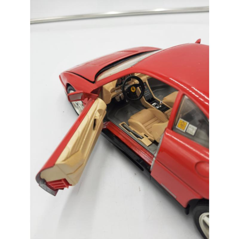 MODELLINO AUTO FERRARI 348 TB BURAGO | Mercatino dell'Usato Osasco 4