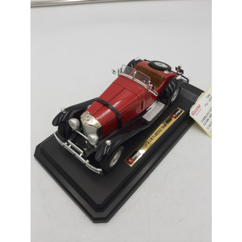 MODELLINO AUTO MERCEDES SSK 1928   Mercatino dell'Usato Osasco 2