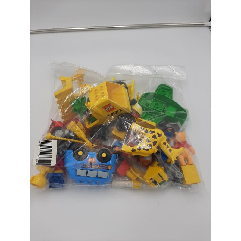 SACCHETTO OMINI ACCESSORI LEGO DUPLO   Mercatino dell'Usato Osasco 1