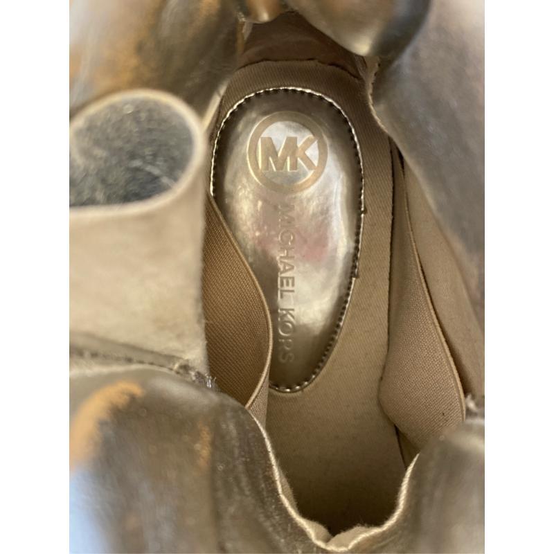 SCARPE DONNA ARGENTATE MICHAEL KORS CATENE | Mercatino dell'Usato Osasco 3