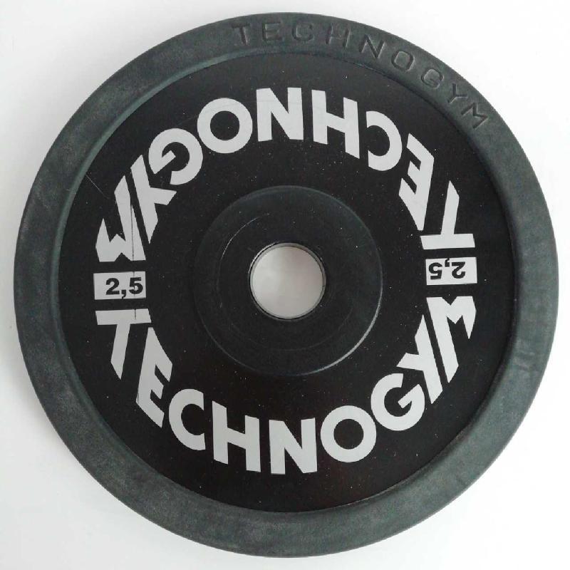 PESI TECHNOGYM KG. 2.5 PEZZI 2 | Mercatino dell'Usato Torino san paolo 2