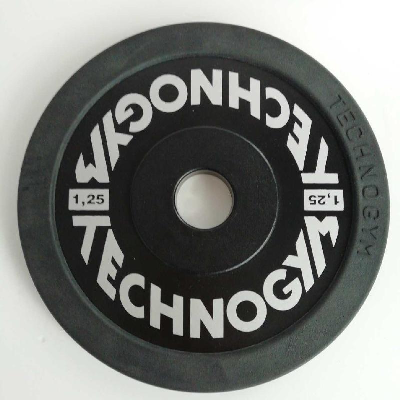 PESI TECHNOGYM KG 1.25 PEZZI 2 | Mercatino dell'Usato Torino san paolo 2