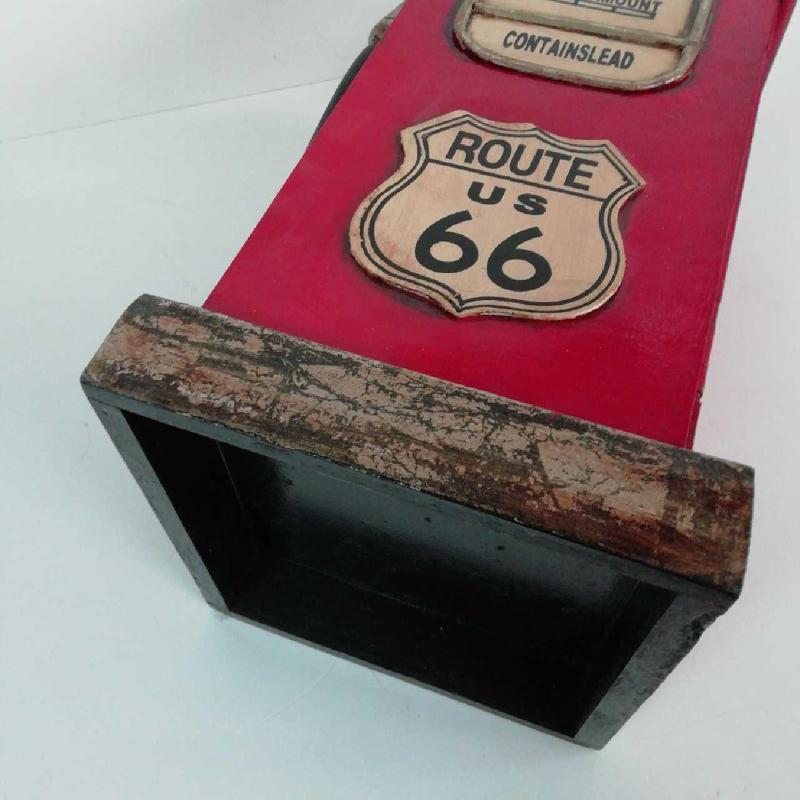 PORTA CD R ROUTE 66 GASOLINE | Mercatino dell'Usato Torino san paolo 4