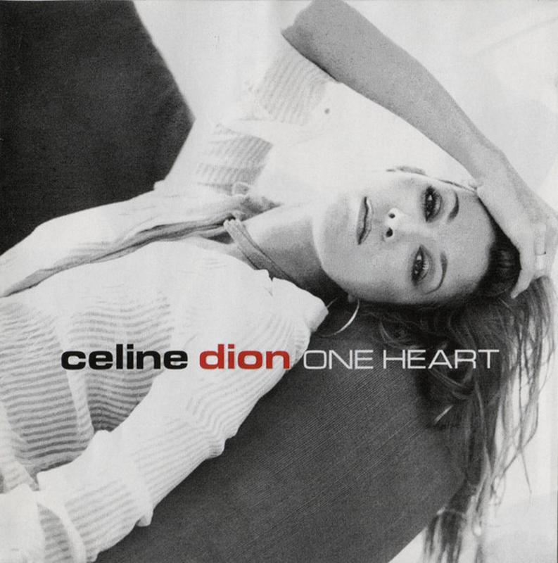 CÉLINE DION - ONE HEART | Mercatino dell'Usato Torino tommaso grossi 1