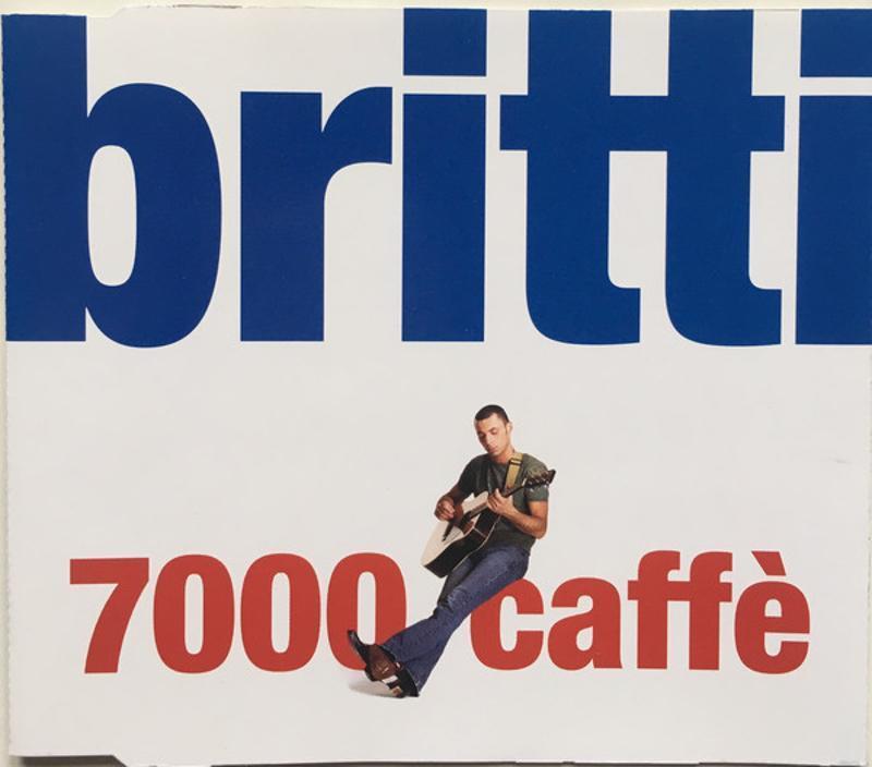 ALEX BRITTI - 7000 CAFFÈ | Mercatino dell'Usato Torino tommaso grossi 1
