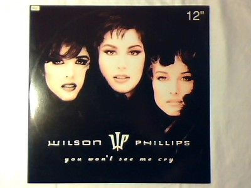 WILSON PHILLIPS - YOU WON'T SEE ME CRY | Mercatino dell'Usato Torino tommaso grossi 1