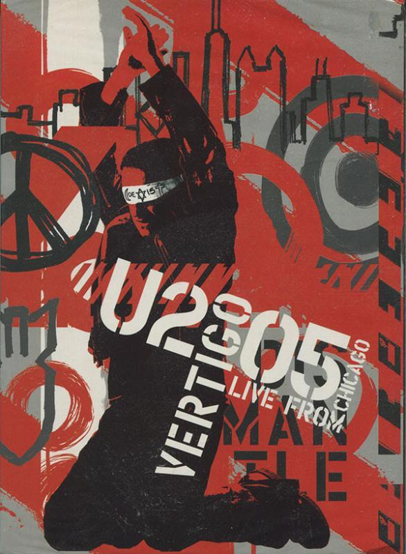 U2 - VERTIGO 2005 // U2 LIVE FROM CHICAGO | Mercatino dell'Usato Torino tommaso grossi 1