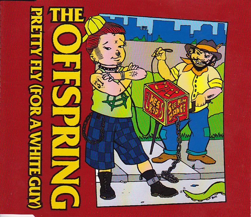THE OFFSPRING - PRETTY FLY (FOR A WHITE GUY) | Mercatino dell'Usato Torino tommaso grossi 1
