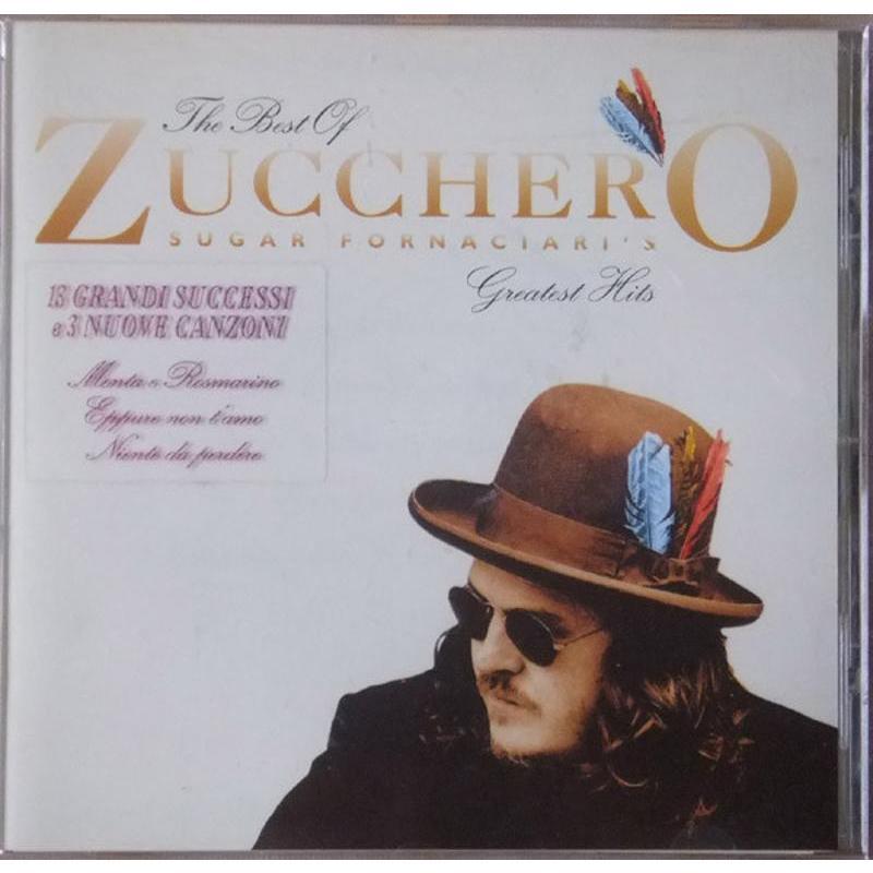 ZUCCHERO - THE BEST OF ZUCCHERO SUGAR FORNACIARI'S | Mercatino dell'Usato Torino tommaso grossi 1