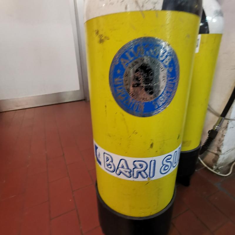 BOMBOLA SUB CRESSI 10 L | Mercatino dell'Usato Torino tommaso grossi 3