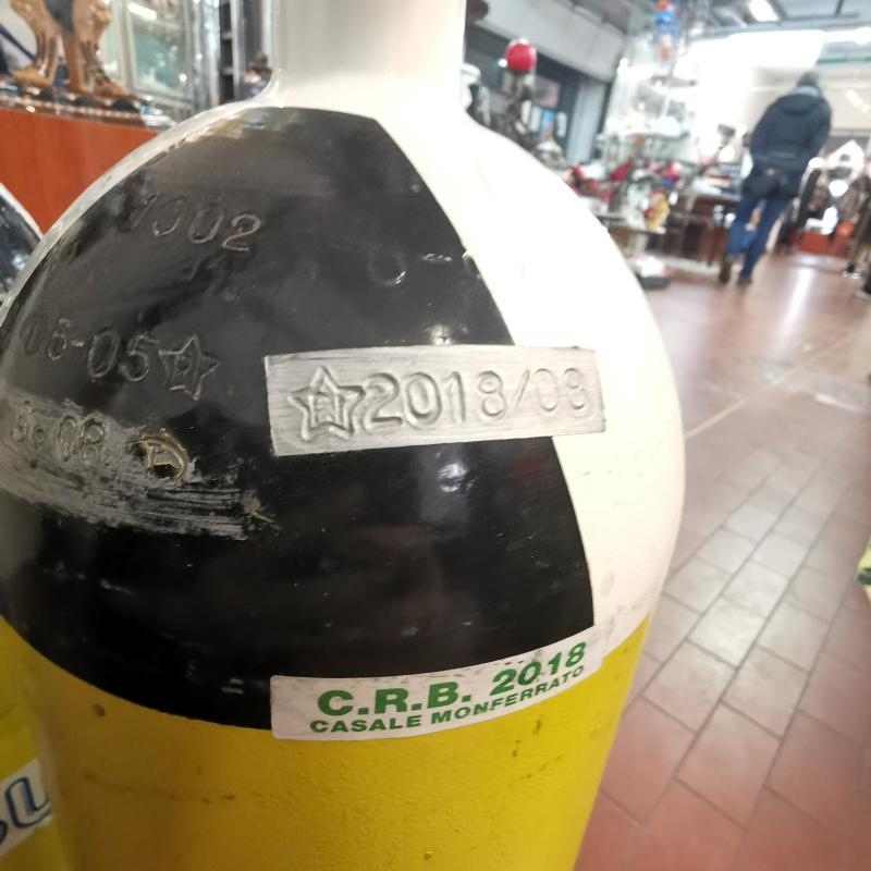 BOMBOLA SUB CRESSI 10 L | Mercatino dell'Usato Torino tommaso grossi 4