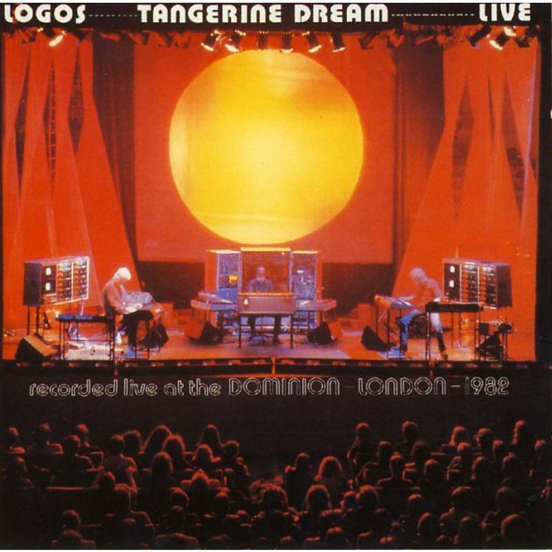 TANGERINE DREAM - LOGOS LIVE | Mercatino dell'Usato Torino tommaso grossi 1