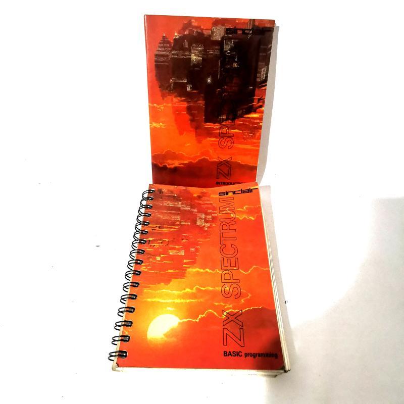 HOME COMPUTER VINTAGE SINCLAIR ZX PECTRUM + GIOCHI   Mercatino dell'Usato Torino tommaso grossi 2