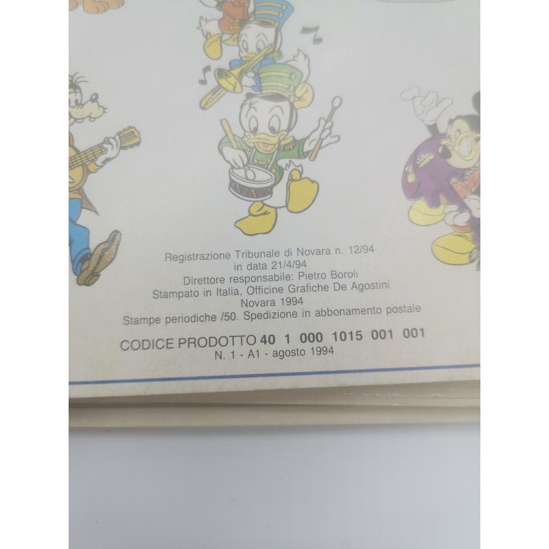 CARTOLINE VINATGE TOPOLINO | Mercatino dell'Usato Torino tommaso grossi 2
