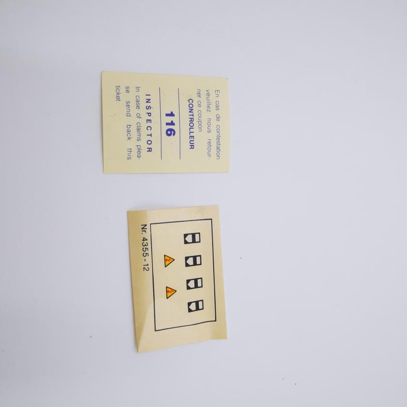 TRENINO ROCO HO 46143   Mercatino dell'Usato Torino tommaso grossi 5