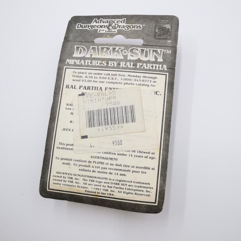 OGGETTINO RAL PARTHA  | Mercatino dell'Usato Torino tommaso grossi 2