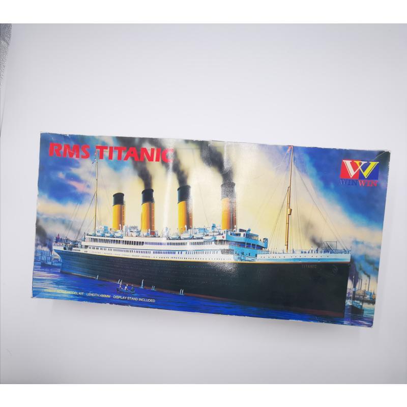 MODELLINO NAVE TITANIC RMS | Mercatino dell'Usato Torino tommaso grossi 1