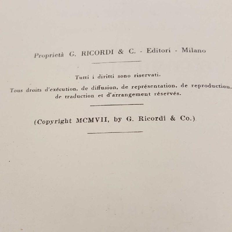 MADAMA BUTTERFLY DI PUCCINI | Mercatino dell'Usato Torino mirafiori 3