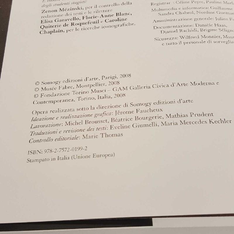 L. FRANCOIS XAVIER FABRE DA FIRENZE A MONTPELLIER | Mercatino dell'Usato Torino mirafiori 3