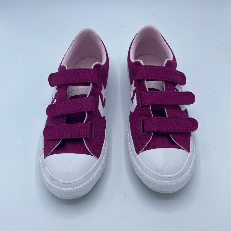 scarpe donna converse tela particolari