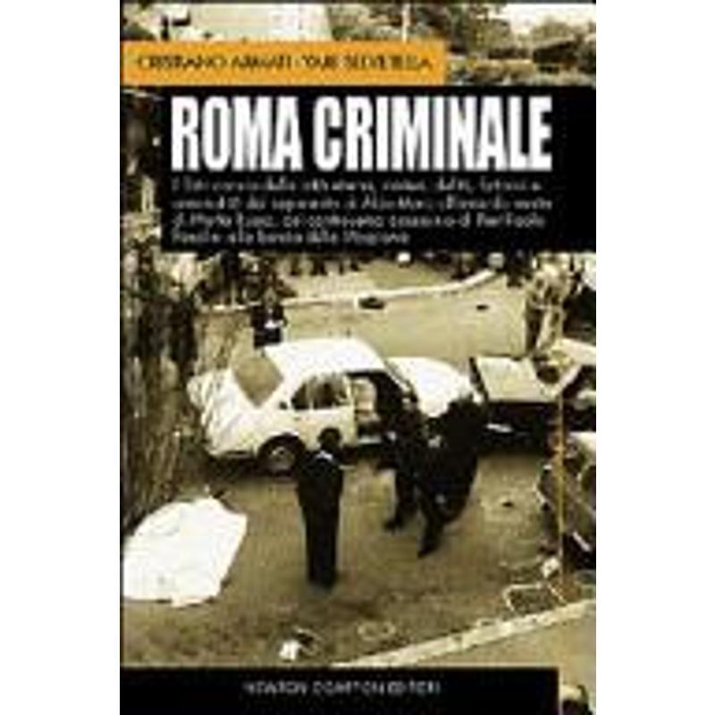 ROMA CRIMINALE | Mercatino dell'Usato Erice casa santa(zona carcere) 1