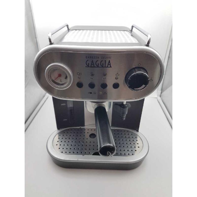 MACCHINA CAFFE' CAREZZA DELUXE GAGGIA | Mercatino dell'Usato Gallarate 1