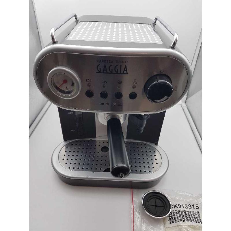 MACCHINA CAFFE' CAREZZA DELUXE GAGGIA | Mercatino dell'Usato Gallarate 2