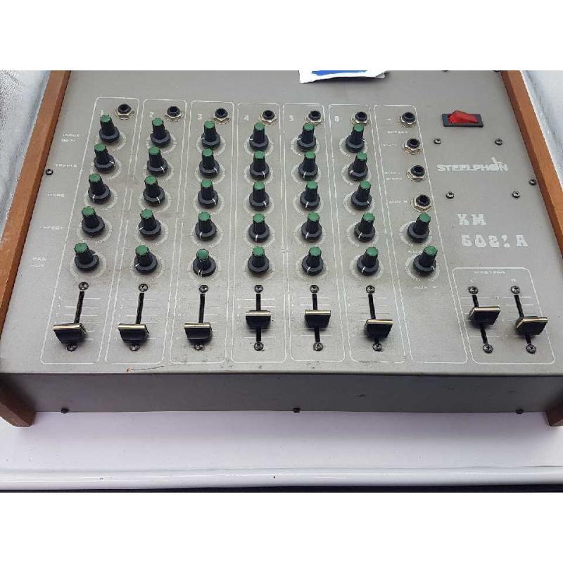 MIXER6021ACON 2 CASSE STEELPHON  | Mercatino dell'Usato Gallarate 2