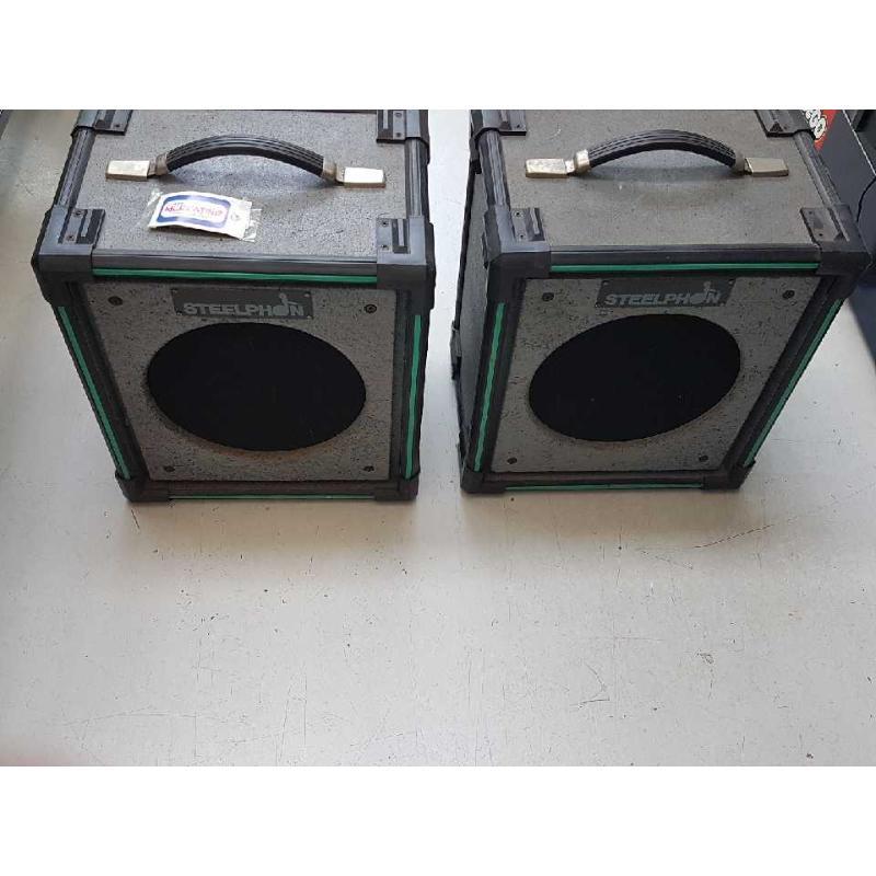 MIXER6021ACON 2 CASSE STEELPHON  | Mercatino dell'Usato Gallarate 5