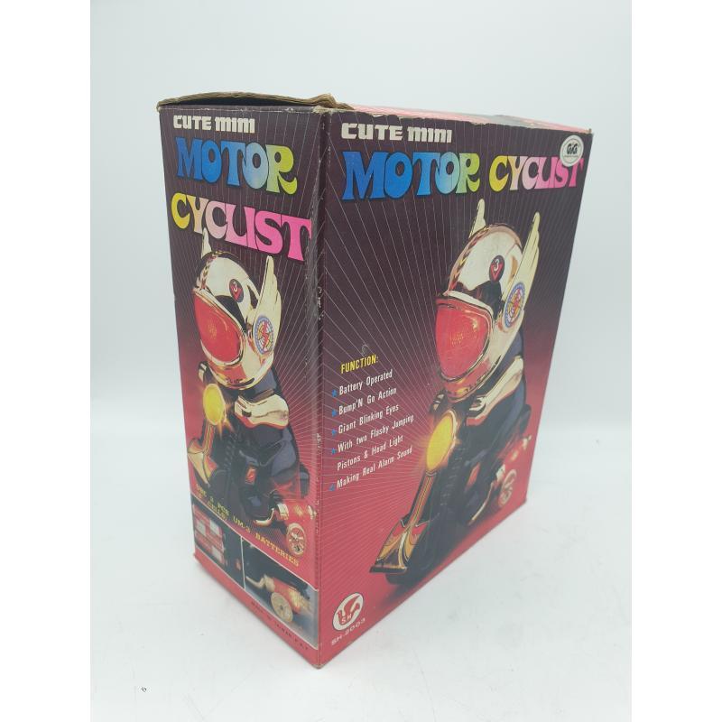 GIOCO VINTAGE MOTOR CYCLIST  | Mercatino dell'Usato Gallarate 2