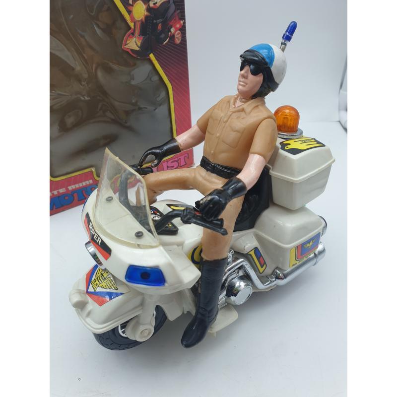 GIOCO VINTAGE MOTOR CYCLIST  | Mercatino dell'Usato Gallarate 5