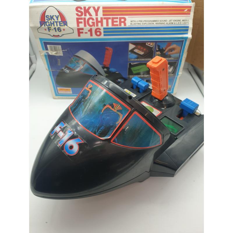 GIOCO VINTAGE SKY FIGHTER F-16   Mercatino dell'Usato Gallarate 2